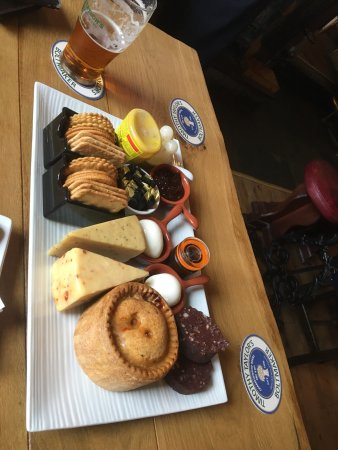 Dronfield, UK: Everything you need! Amazing choices of cheese, pork pie is the best. The service is great!