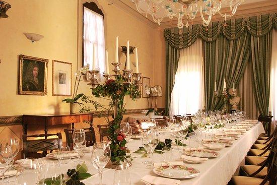 San Pietro in Cariano, Włochy: Lunch in Eurosia room