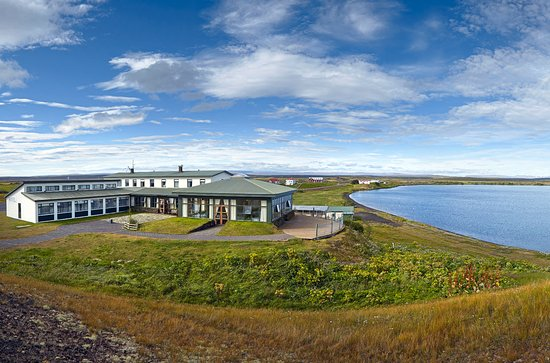 Hotel Gigur By Keahotels Gígur Stands Lake Mývatn Next To Skútustaðagígar Pseudo