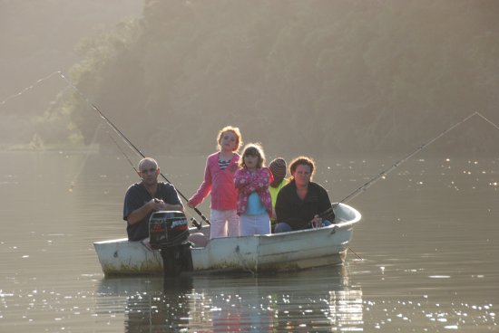 Willowvale, South Africa: family fishing