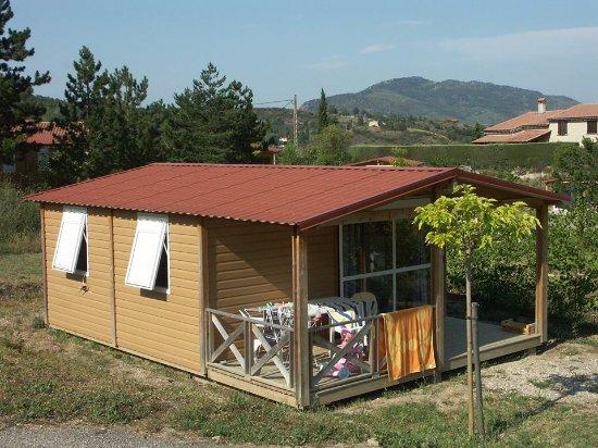 Quillan, Frankrig: Chalets Loisirs
