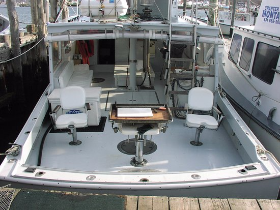 Charter Boat Montauk