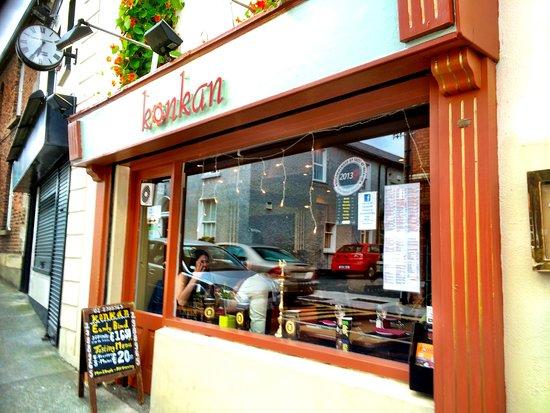 Temple Bar Dublin Indian Restaurant