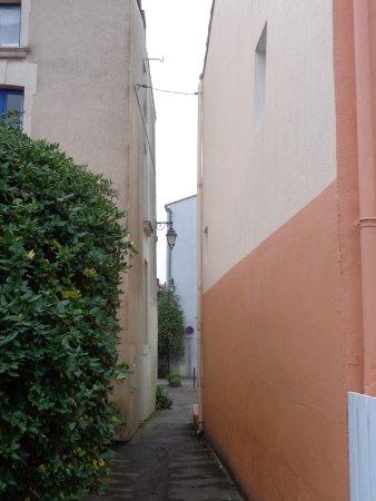 Rezé, France : Village de Trentemoult