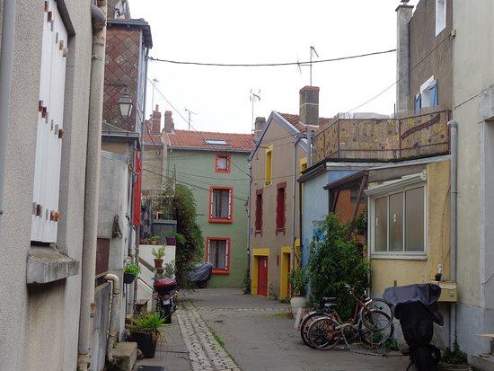 Reze, Fransa: Village de Trentemoult