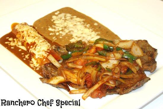 Rio Grande Mexican Cantina: Ranchero Chef Special
