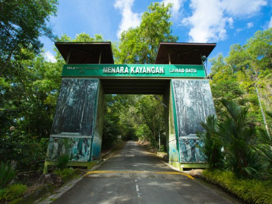 Lahad Datu, Malaysia: Tower of Heaven is a must see and Borneo is my choice for the top 10 jungle of the world!