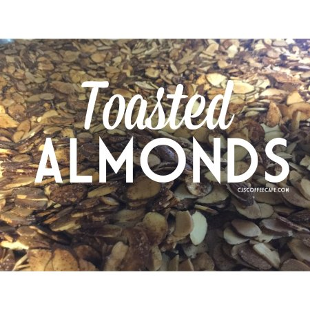Denison, Teksas: We toast our own almonds to top your salads at CJ's