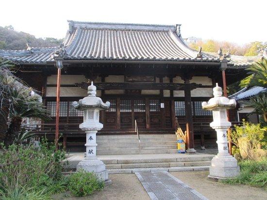 Jiko-ji Temple Mae Railroad Crossing