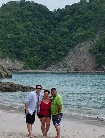 Herradura, Costa Rica: Enjoying the fun in the sun