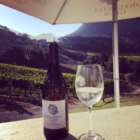 This is some of what to expect at Constantia Glen. Enjoy.