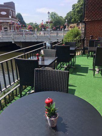 Pizza Express Picture Of Pizza Express Tonbridge