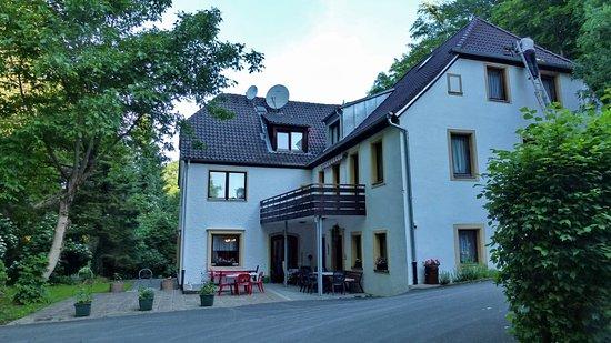Bad Berneck im Fichtelgebirge, Tyskland: Aussenansicht