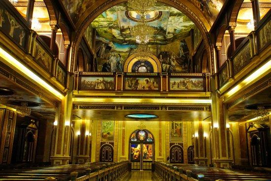 Coptic Church: Внутреннее убранство
