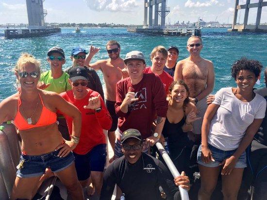 Сингер-Айланд, Флорида: Diving on Sirena