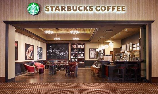 Starbucks At Jack Cincinnati