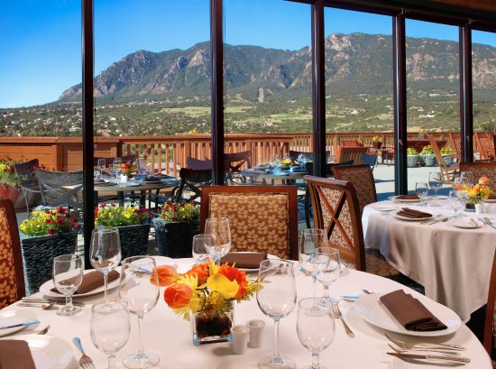 The Mountain View Restaurant Colorado