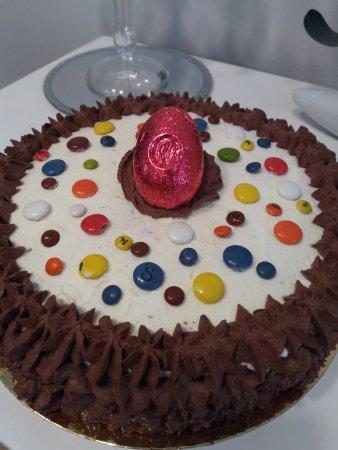 La Calahorra, Spania: Tarta Trufa y Chocolate