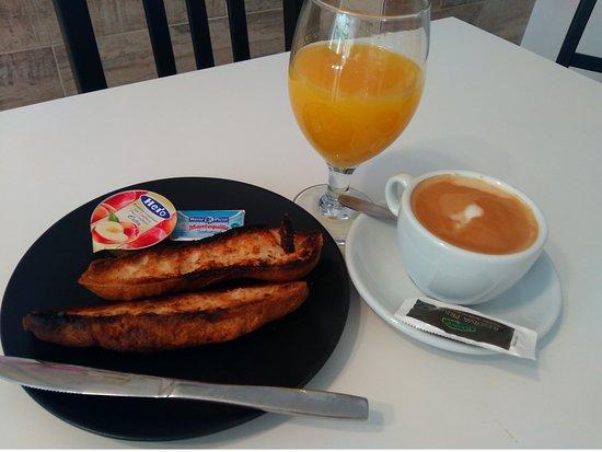 La Calahorra, Spania: Ven a desayunar con nosotros!!