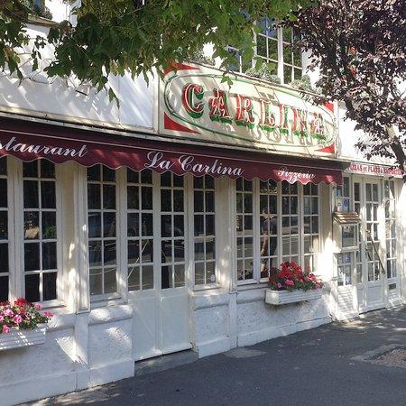 Meulan, فرنسا: Restaurant Pizzeria la Carlina Meulan 