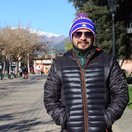 San Jose de Maipo, Чили: São Jose del Maipo