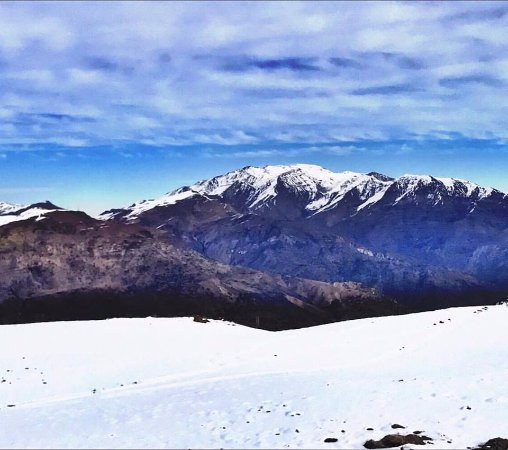 San Jose de Maipo, Chili: caminho para São jose del Maipo