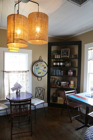 St. Marys, GA: Our wine room - need we say more?