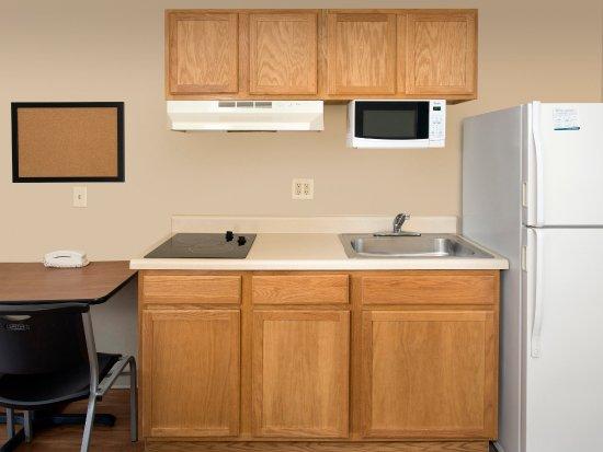 Clarksville, IN: In-Room Kitchen