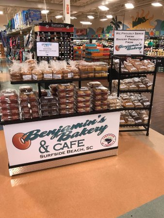 Benjamins Bakery Cafe You Can Also Find Us In Select Bi Lo Locations