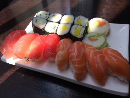 Sushi Buffet, Paris - Bastille / Oberkampf - Restaurant Reviews ...