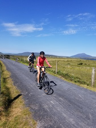Clew Bay Bike Hire and Outdoor Day Adventures: Clew Bay Bike Hire