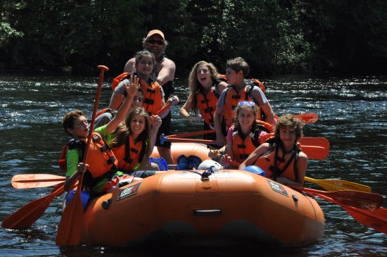 West Forks, ME: Family Fun