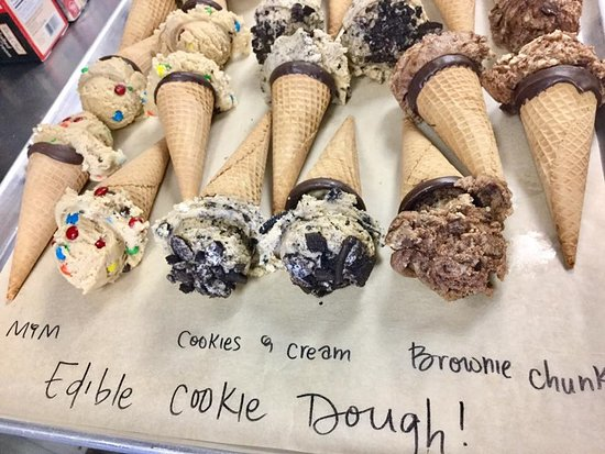 Cottage Grove, MN: EDIABLE COOKIE DOUGH 2 GO!