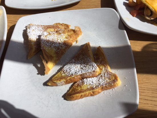 The In Place: French toast