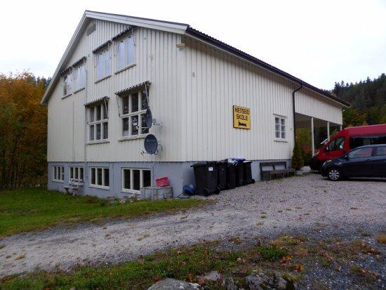 Drangedal, Norway: Henneseid SKole