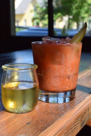 Dublin, OH: In A Pickle Bloody Mary