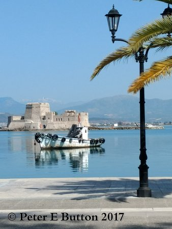 Nauplion Promenade: Nafplio waterfront