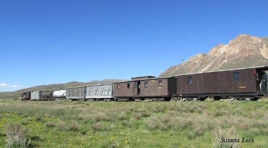 El Maiten, Аргентина: Formación completa viajando a Ñorquinco