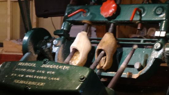 Making Wood Shoes - Picture of Amsterdam City Tours