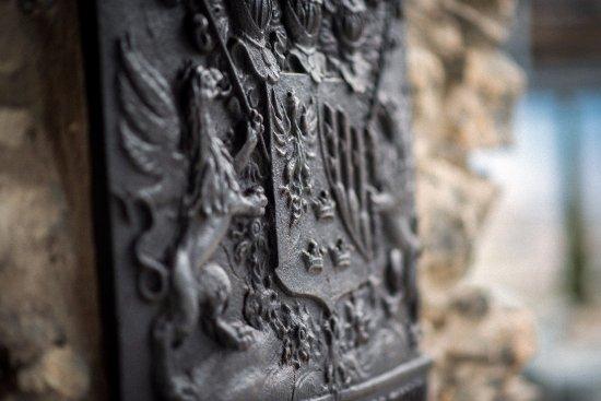 Uvrier, Switzerland: Armoiries Stockalper