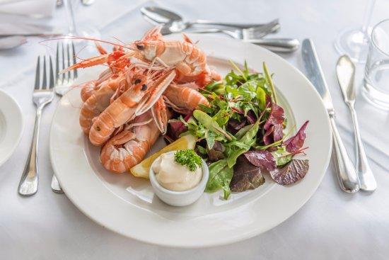 Crinan, UK: Dining in the Seafood Bar