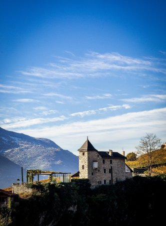 Uvrier, Switzerland: Saison d'automne avec la chasse