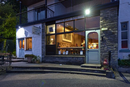 The Seafood Bar - Crinan Hotel