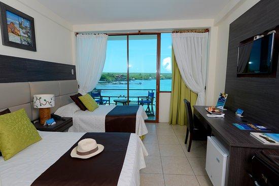 Hotel Solymar: Habitaciones confortables y con una espectacular vista al mar ...