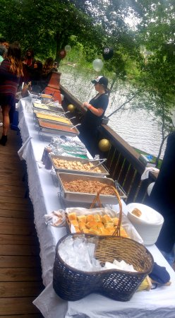 Taylorsville, Kuzey Carolina: Apple City BBQ