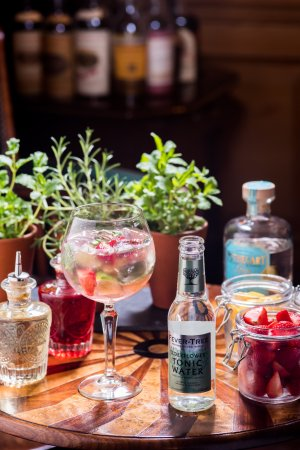 Summer Lodge : Gin and tonic