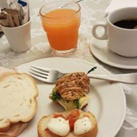 Hotel Serenissima: Breakfast