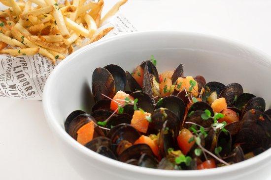 West Hartford, CT: Mussels