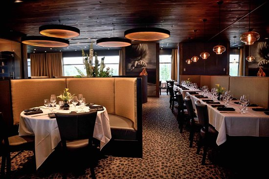 Thetford Mines, Canada: Le Steakhouse Le Greg de La Cache du Domaine