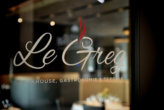 Thetford Mines, Καναδάς: Le Steakhouse Le Greg de La Cache du Domaine